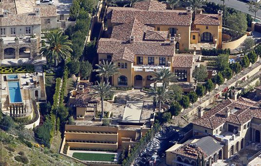 top 10 most expensive nba player homes
