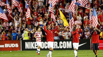 soccer gaining popularity in the US- FEATUREd