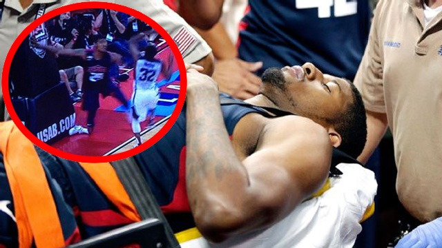 5 Worst Basketball Injuries Of All Time | Page 4 of 6