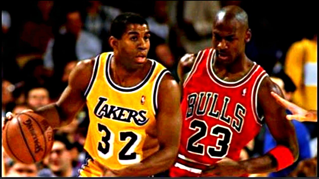 Michael JORDAN vs Magic JOHNSON - 1991 NBA Finals Game 1 | Boosh Sports | Buzzworthy Sports News