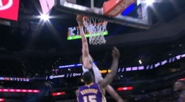 e3647372f570 Pau Gasol Turns Back Clock with Slam