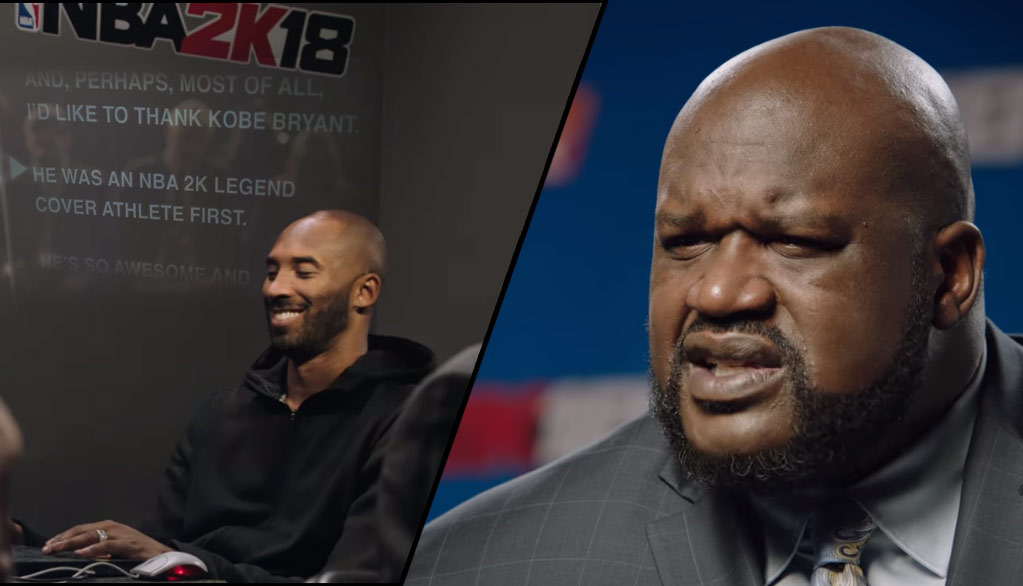 Shaq & Kobe Are Finally In A Commercial Together, Thanks ...