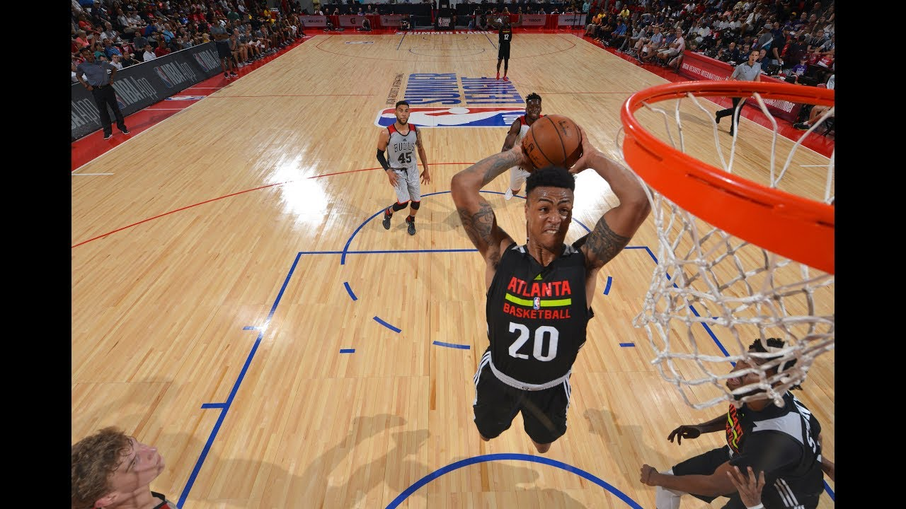 John Collins BEST Dunks From MGM Resorts NBA Summer League Boosh Sports Buzzworthy Sports News
