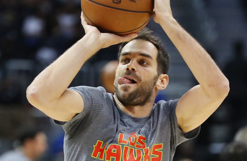 Veteran point guard Jose Calderon officially a Cavalier, signs one-year contract | Boosh Sports ...