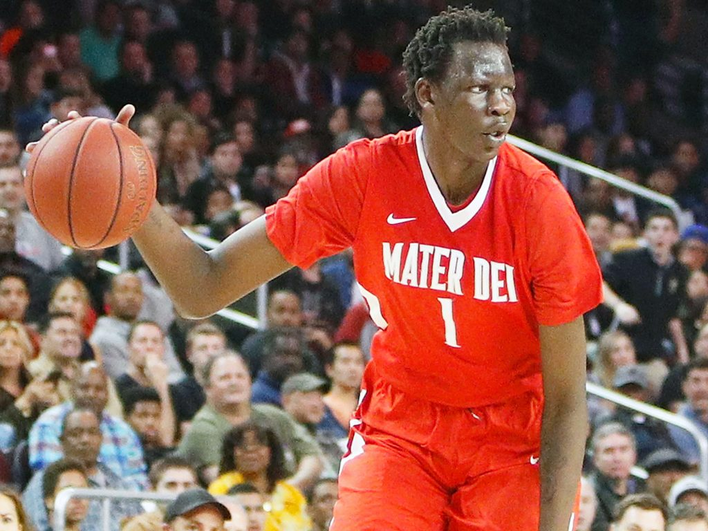 bol bol fivestar son of nba legend manute bol commits