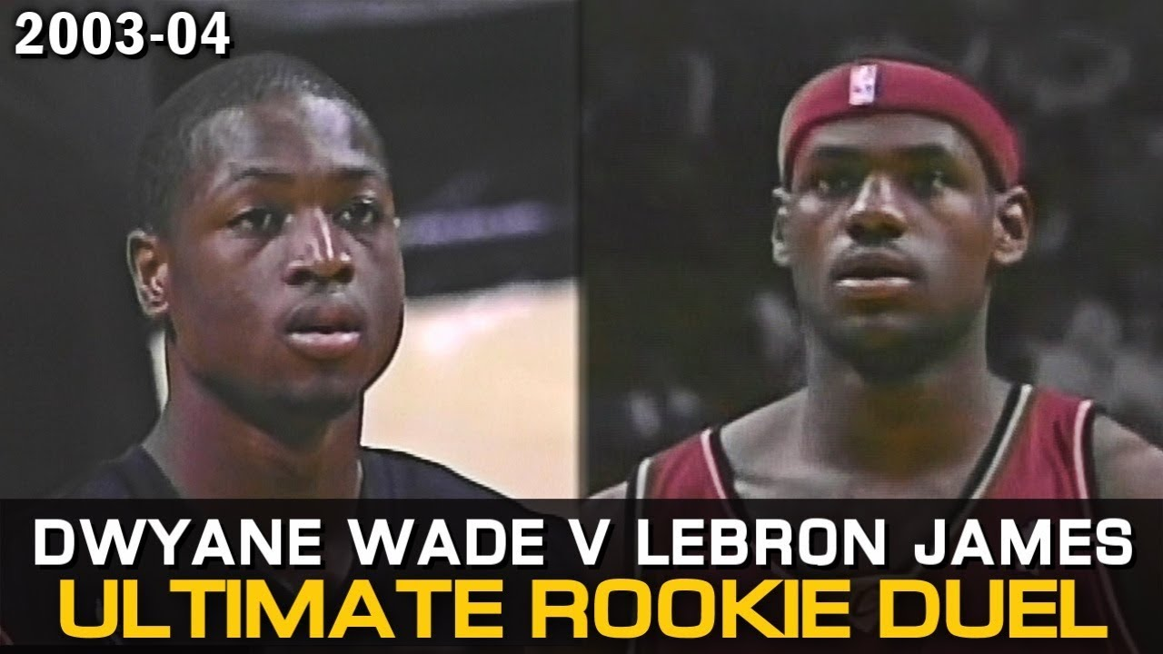 Dwyane Wade and LeBron James team up once again