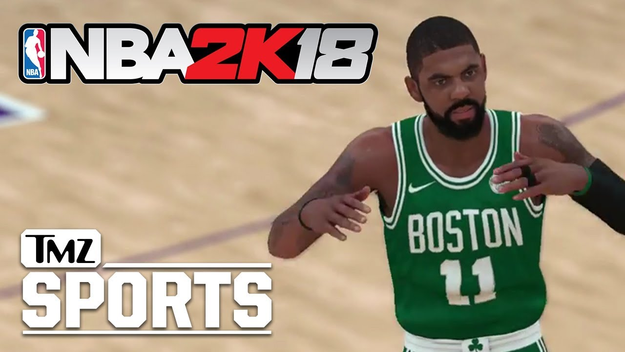 Top 10 Players In Nba 2k18 Confirmed Nba 2k18 Official